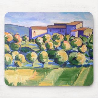 Tuscan Landscape Mouse Pad