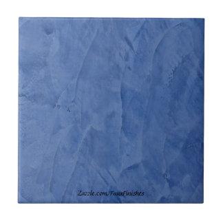 Tuscan Light Blue Faux Finish Tile