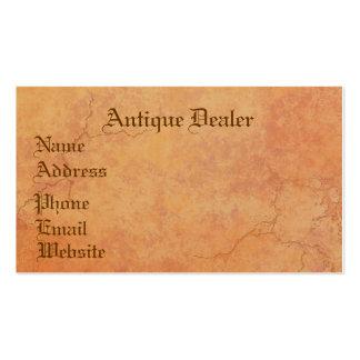 Tuscan Ruins Profile Card Business Card