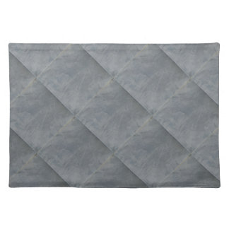Tuscan Slate Faux Finish Cloth Placemat