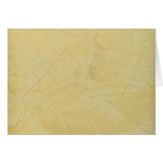 Tuscan Sun Blank Greeting Card