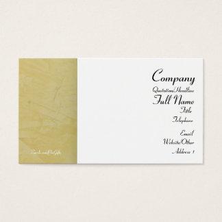 Tuscan Sun Business Cards