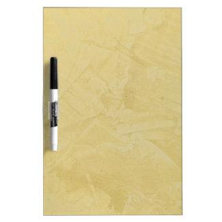 Tuscan Sun Faux Finish Dry Erase Whiteboard