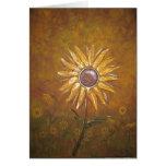Tuscan Sunflower - Thank You Card
