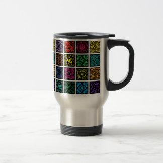 Tuscan Tiles Travel Mug