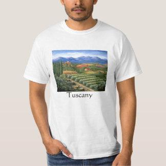 Tuscan Village and Vineyard T-Shirt