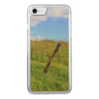 Tuscan Vineyard Carved iPhone 7 Case