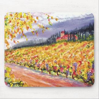 Tuscan-vineyard- mousepad