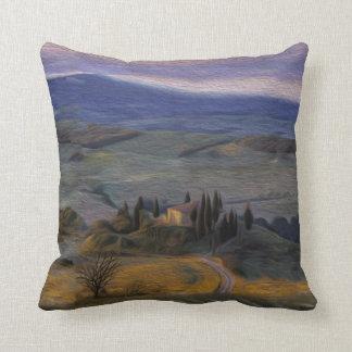 """Tuscanesque"" Throw Pillow"