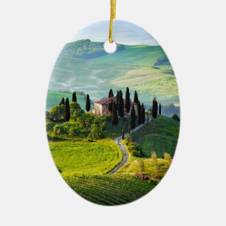 Tuscany Ceramic Ornament