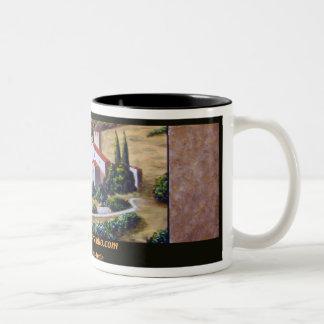 Tuscany  Coffee mug