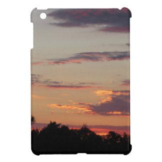 Tuscany countryside sunset iPad mini case