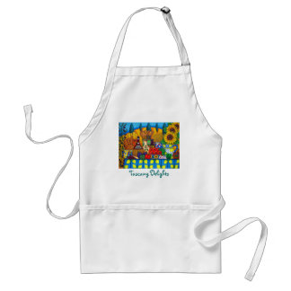 Tuscany Delights Apron