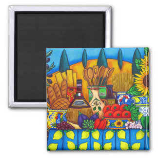 Tuscany Delights Magnet