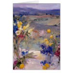 Tuscany Floral Card