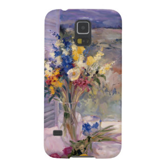Tuscany Floral Case For Galaxy S5