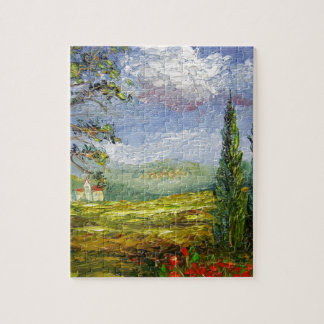 Tuscany Hill Villages Puzzle
