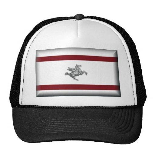 Tuscany (Italy) Flag Mesh Hat