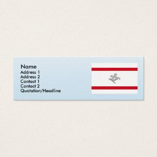 Tuscany, Italy Mini Business Card