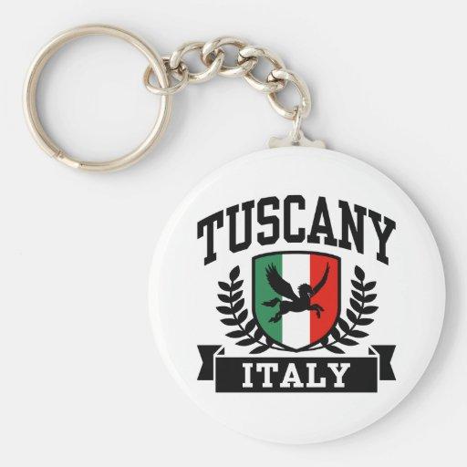 Tuscany Key Chains