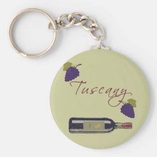 Tuscany Key Chain