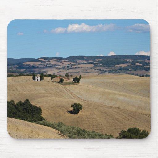 Tuscany Landscape Mousepad