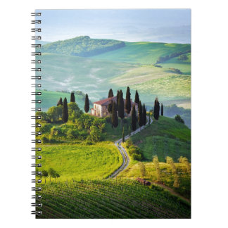 Tuscany Journals