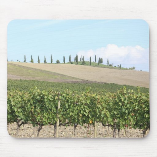 Tuscany scene mouse pads