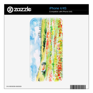 Tuscany Skin For The iPhone 4S