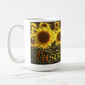 Tuscany Sunflowers Mug