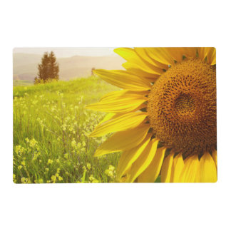 Tuscany Sunflowers Placemat