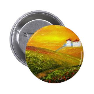 Tuscany Sunshine Pins