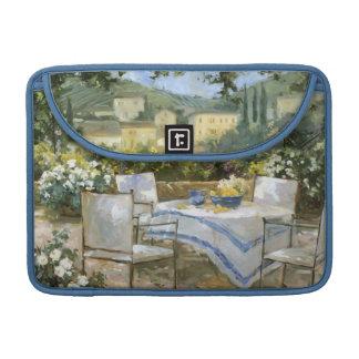 Tuscany Terrace MacBook Pro Sleeves