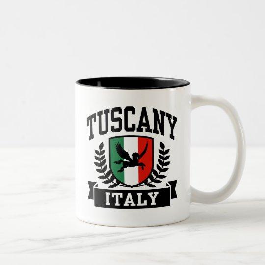 Tuscany Two-Tone Coffee Mug