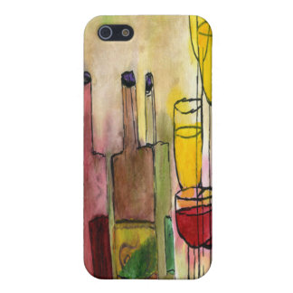Tuscany Wine art iPhone Case Cover For iPhone 5