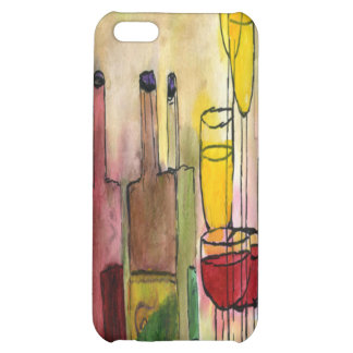 Tuscany Wine art iPhone Case Cover For iPhone 5C