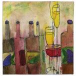 Tuscany Wine Dinner Napkins