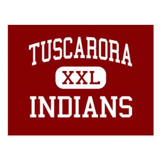Tuscarora - Indians - Junior - Mifflintown Postcard