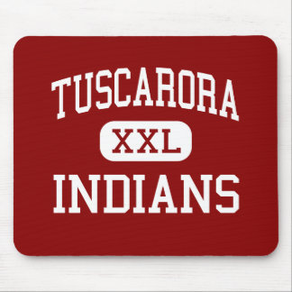 Tuscarora - indios - joven - Mifflintown Alfombrillas De Raton
