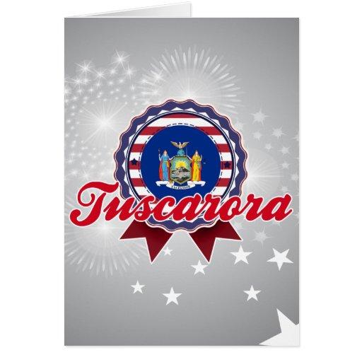 Tuscarora, NY Felicitación