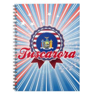 Tuscarora, NY Spiral Note Book