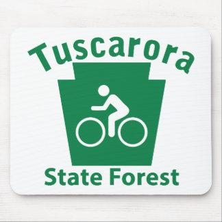 Tuscarora SF Bike - Mousepad