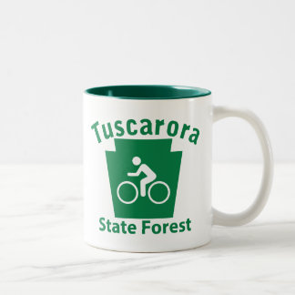 Tuscarora SF Bike - Mug
