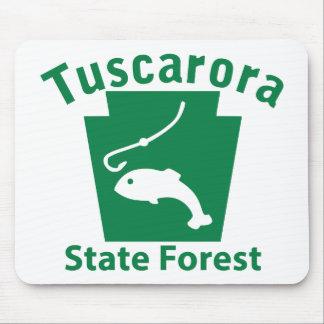 Tuscarora SF Fish - Mousepad