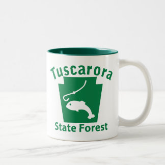 Tuscarora SF Fish - Mug