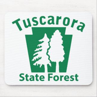 Tuscarora SF Trees - Mousepad