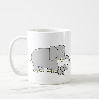 Tusk Love World's Best Mum! Customizable Mug