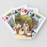 Tuskan Raiders Bicycle Playing Cards