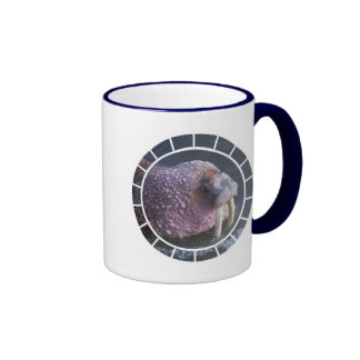 Tusked Walrus Coffee Mug