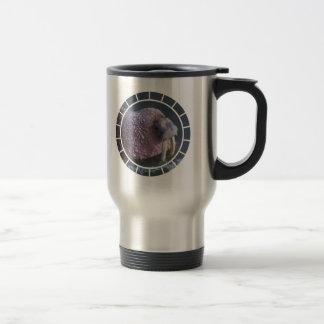 Tusked Walrus Stainless Travel Mug